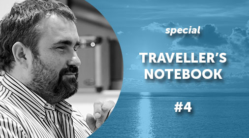 Traveller's Notes #4. Oleg Kolpashchikov. Finland and Sweden