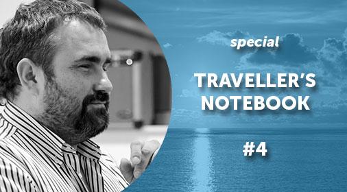 Traveller's Notes #4. Oleg Kolpashchikov. Finland and Sweden