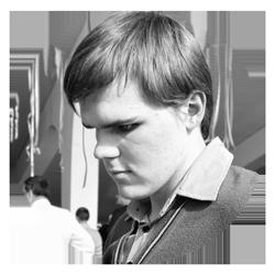 Владимир Васкевич - прогулки с завязанными глазами