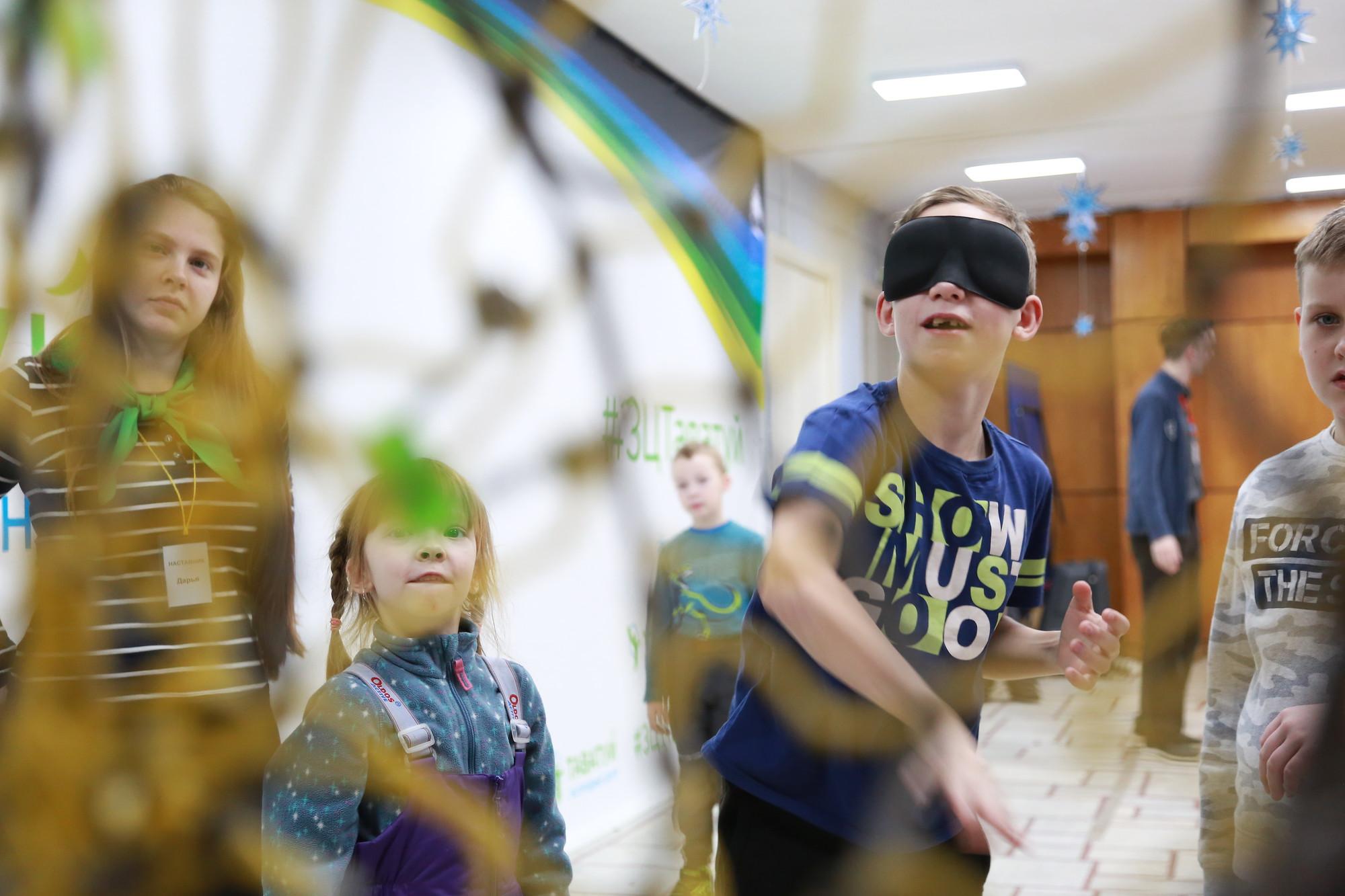 Молодежные Инклюзивные Игры в Детском Оздоровительном Центре «Таватуй»