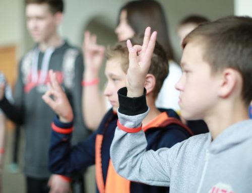 Молодежные инклюзивные игры в Дворце молодежи!