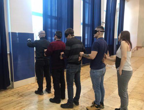 25 декабря 2019 года состоялся Коммуникативный тренинг на базе Екатеринбургского колледжа транспортного строительства!