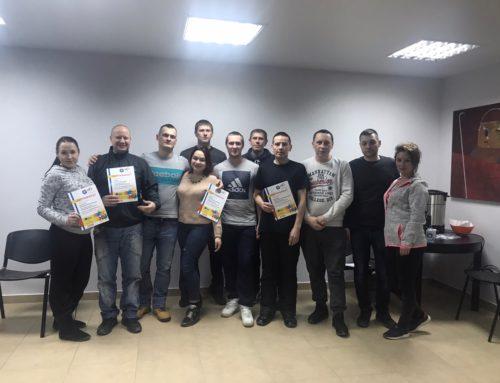 В Екатеринбурге завершился проект «Школа социального менеджмента»!