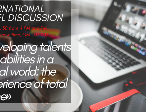 «Developing talents and abilities in a digital world: the experience of total online»