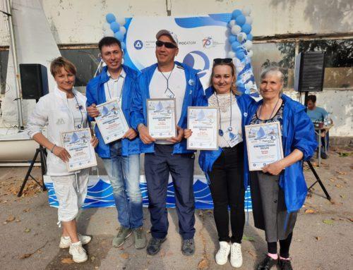 Необычной регатой и инклюзивными мастер-классами в Волгодонске завершились «Паруса духа» 2020